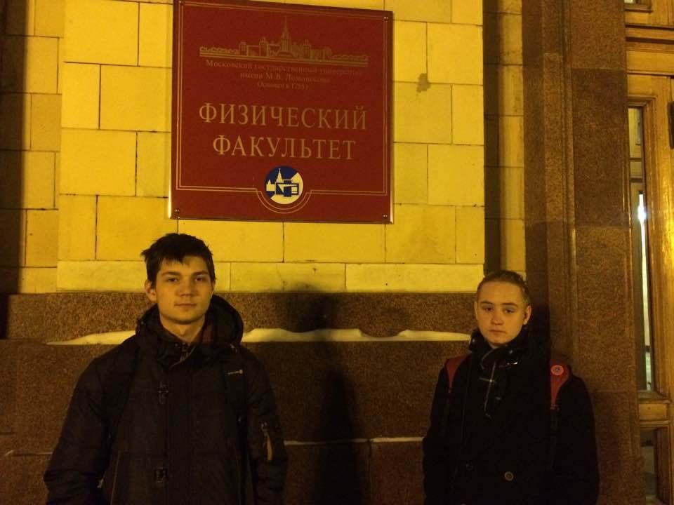 Михаил Бохонко и Арсений Мединский