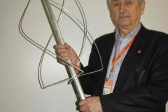 Квадрифилярная антенна (2 м.)
