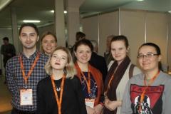 Студенты НИИЯФ МГУ