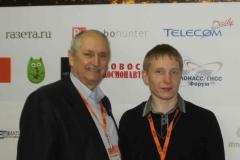 А.Зайцев (RW3DZ) и Д.Пашков (R4UAB